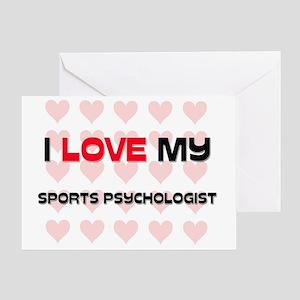 SPORTS-PSYCHOLOGIST1 Greeting Card