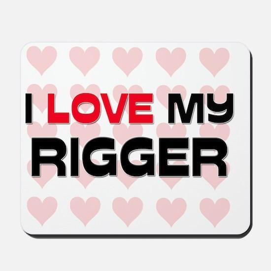 RIGGER142 Mousepad