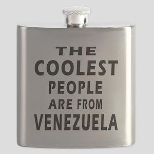 The Coolest Venezuela Design Flask