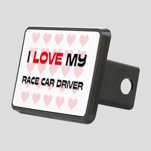 RACE-CAR-DRIVER86 Rectangular Hitch Cover