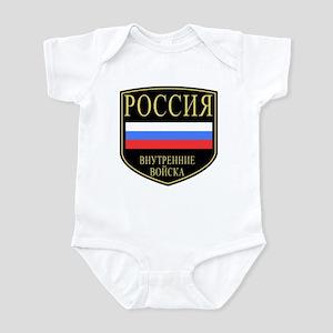 Russian Spetsnaz Infant Bodysuit
