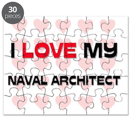 NAVAL ARCHITECT32 Puzzle
