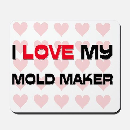 MOLD-MAKER128 Mousepad