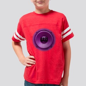 Speaker_458826 Youth Football Shirt