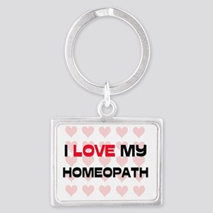 HOMEOPATH95 Landscape Keychain