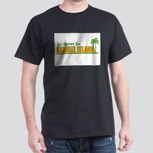 It's Better in Sanibel Island Dark T-Shirt