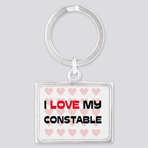 CONSTABLE145 Landscape Keychain