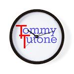 Tutone Wall Clock