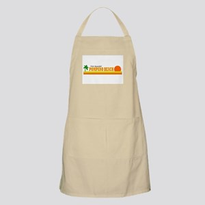 Visit Beautiful Pompano Beach BBQ Apron