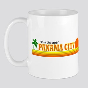 Visit Beautiful Panama City, Mug