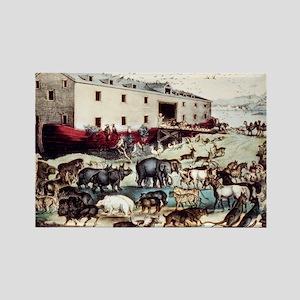 Noah's ark - 1907 Magnets