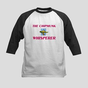 The Chipmunk Whisperer Baseball Jersey