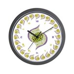 Paths of Color [GP] Wall Clock