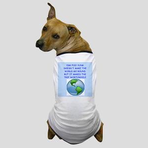 egg fu young Dog T-Shirt