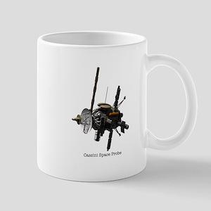 Cassini Space Probe Mug