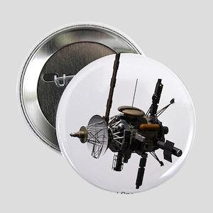"""Cassini Space Probe 2.25"""" Button"""