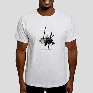 Cassini Space Probe T-Shirt