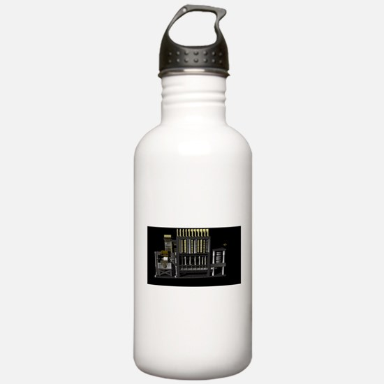 Difference Engine 2 Water Bottle