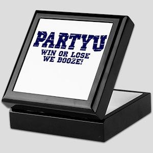 Party U - Win Or Lose... Keepsake Box