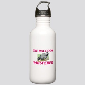 The Raccoon Whisperer Stainless Water Bottle 1.0L