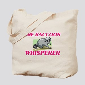 The Raccoon Whisperer Tote Bag
