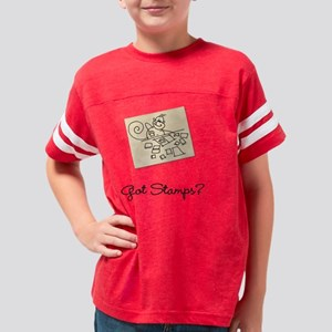 design Youth Football Shirt