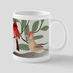 Cardinals Small Mug