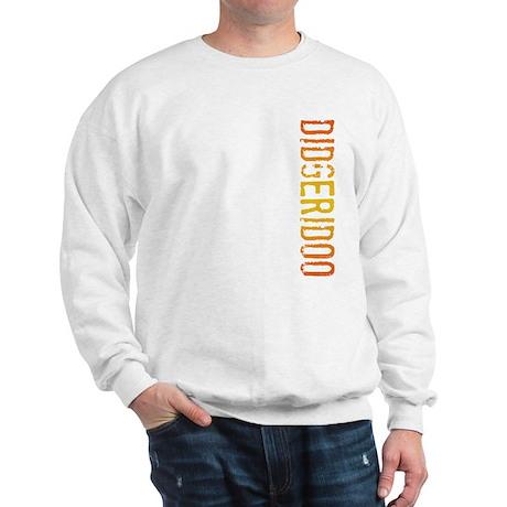 Didgeridoo Stamp Sweatshirt