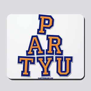 Party U - Classic 180 Mousepad