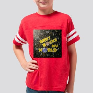 1002SG-Bret Youth Football Shirt