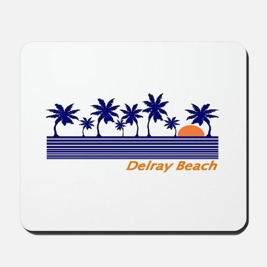 Delray Beach, Florida Mousepad
