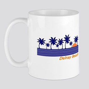 Delray Beach, Florida Mug