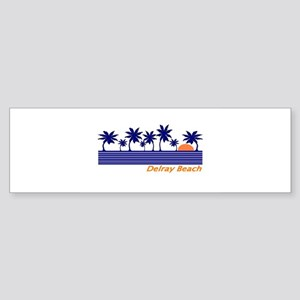 Delray Beach, Florida Bumper Sticker