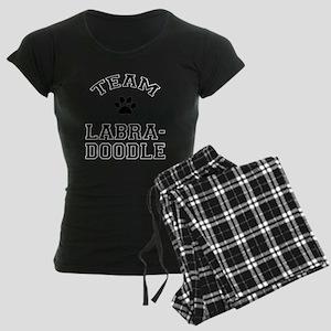 Team Labradoodle Women's Dark Pajamas