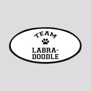 Team Labradoodle Patches