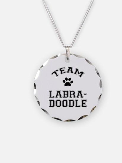 Team Labradoodle Necklace
