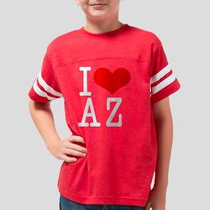 aZ2 Youth Football Shirt