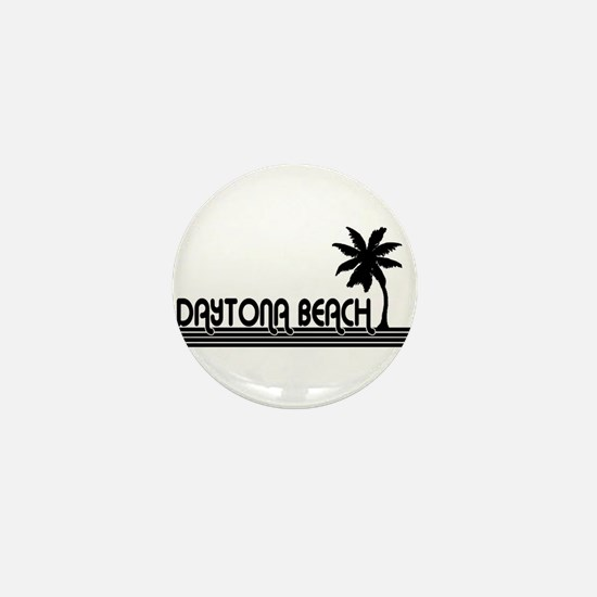 Daytona Beach, Florida Mini Button