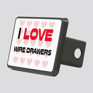WIRE-DRAWERS51 Rectangular Hitch Cover