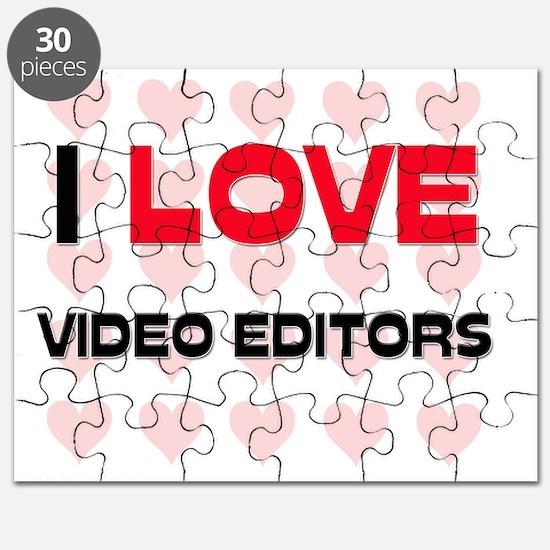 VIDEO-EDITORS121 Puzzle