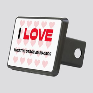 THEATRE-STAGE-MANAGE38 Rectangular Hitch Cover