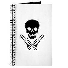 skull & trombones journal