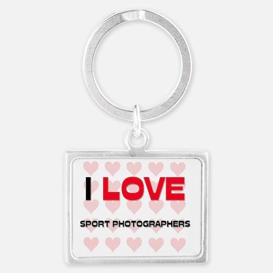 SPORT-PHOTOGRAPHERS44 Landscape Keychain