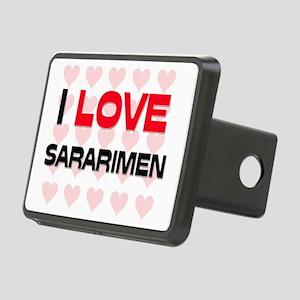 SARARIMEN102 Rectangular Hitch Cover