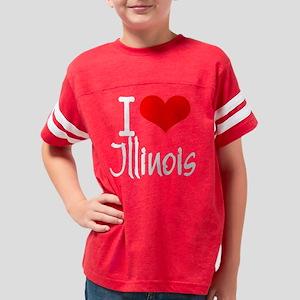 il4 Youth Football Shirt
