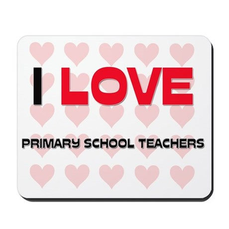 PRIMARY-SCHOOL-TEACH53 Mousepad