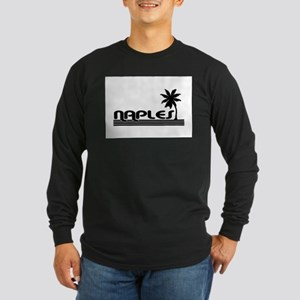 Naples, Florida Long Sleeve Dark T-Shirt