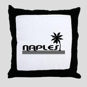 Naples, Florida Throw Pillow