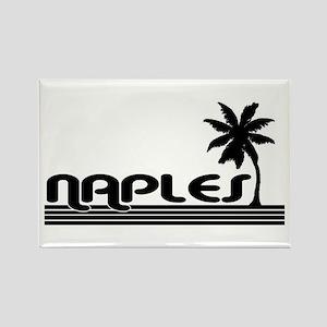 Naples, Florida Rectangle Magnet