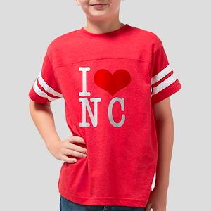 NC2 Youth Football Shirt